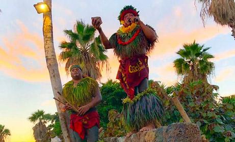 Chiefs Luau
