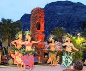 Ka Moana at Sea Life Park - our pick as best luau for honeymooners