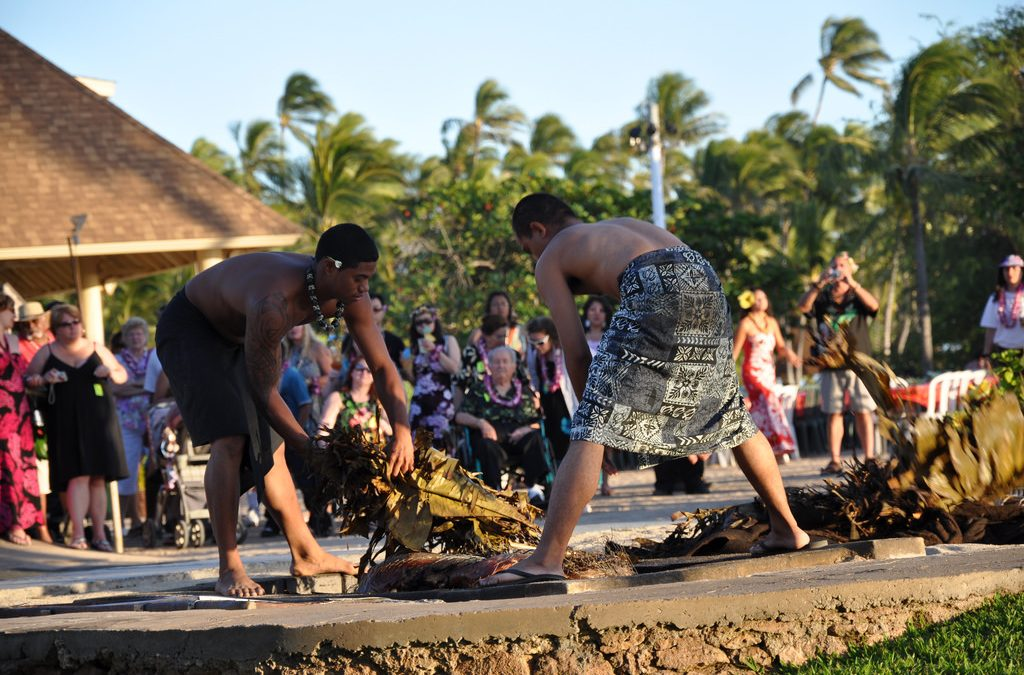 Luau Terminology: What Is an Imu?