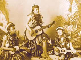 The Hawaiian people eagerly adopted the ukulele soon after its introduction to the islands