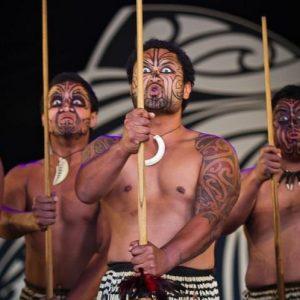 Tatau at Polynesian Cultural Center